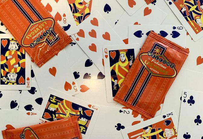 Wyndham Resorts Playing Card Packs