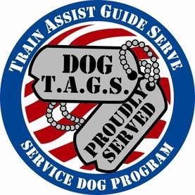 DogTAGS Logo